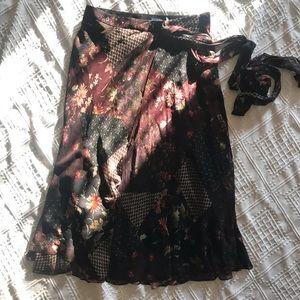 🆕Polo Ralph Lauren  floral maxi skirt